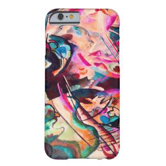 Kandinsky 1913, composición VI Funda De iPhone 6 Barely There