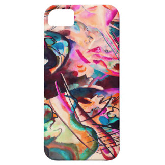 Kandinsky 1913, Composition VI iPhone SE/5/5s Case