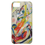 Kandinsky 1914, abstract iPhone 5C case