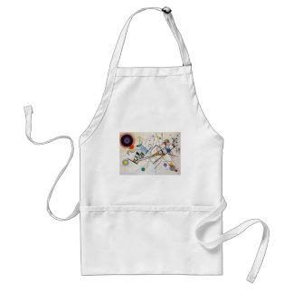 Kandinsky 1923/composition viii/pixdezines aprons