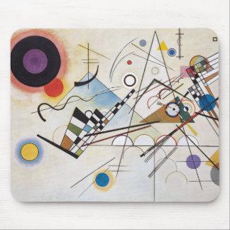 Kandinsky 1923/composition viii/pixdezines mouse pad