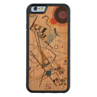 kandinsky, 1923 composition viii carved® cherry iPhone 6 bumper