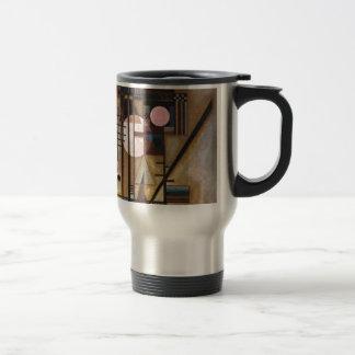 Kandinsky ablandó la construcción taza de viaje de acero inoxidable