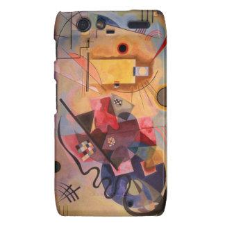 Kandinsky Abstract art Motorola Droid RAZR Cover
