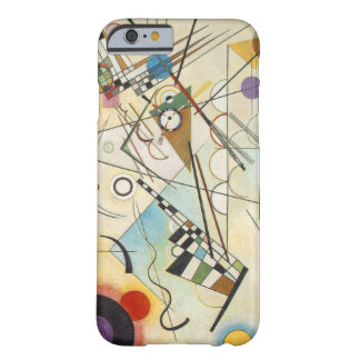 Kandinsky Abstract Art Case Barely There iPhone 6 Case