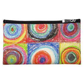 Kandinsky Abstract art Cosmetic Bag