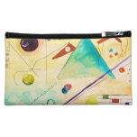 Kandinsky Abstract art Cosmetic Bags