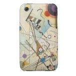 Kandinsky Abstract art iPhone 3 Case-Mate Case