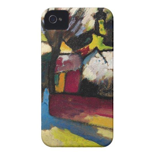 Kandinsky Abstract art iPhone 4 Cover