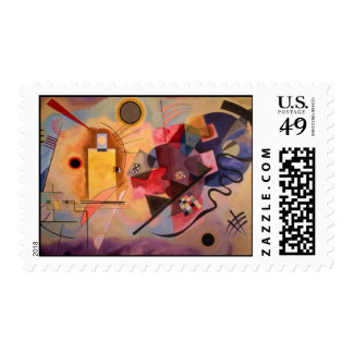Kandinsky Abstract art Stamps