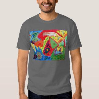 Kandinsky Abstract art Shirt