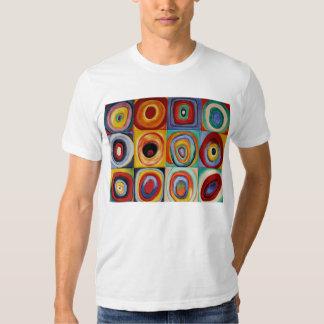 Kandinsky Abstract Art Tee Shirts