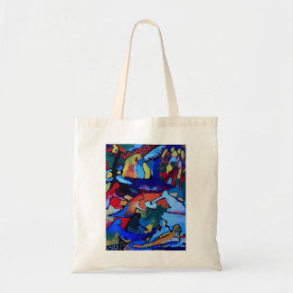 Kandinsky Abstract art Tote Bag
