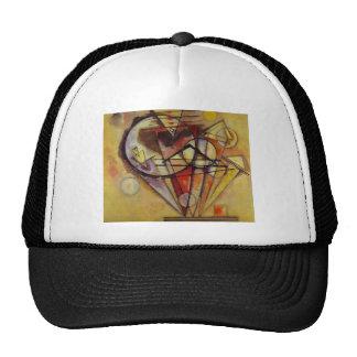 Kandinsky Abstract Circles Trucker Hat