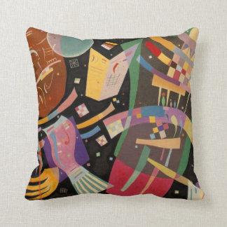 Kandinsky Abstract Composition X Throw Pillow