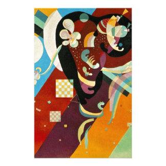 Kandinsky Abstract Compositon IX Stationery