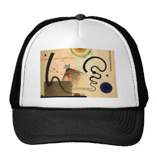 Kandinsky Abstract Trucker Hat