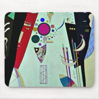 Kandinsky - acuerdos recíprocos alfombrilla de ratón