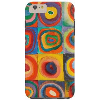 Kandinsky ajusta el caso más del iPhone 6 de los Funda Resistente iPhone 6 Plus