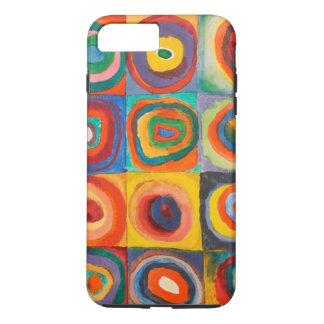 Kandinsky ajusta el caso más del iPhone 7 de los Funda iPhone 7 Plus