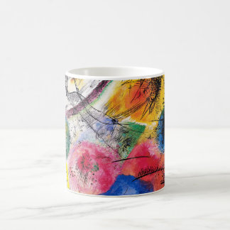 Kandinsky Black Lines Mug