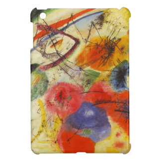 Kandinsky Black Strokes Abstract Painting Cover For The iPad Mini
