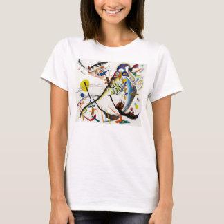 Kandinsky Blue Segment T-shirt