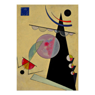 Kandinsky - Bright Unity Poster