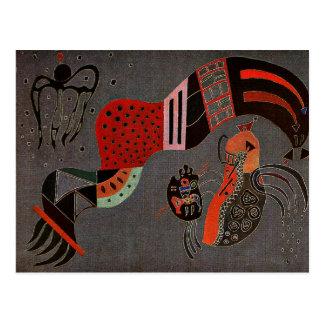 Kandinsky - brío moderado postal