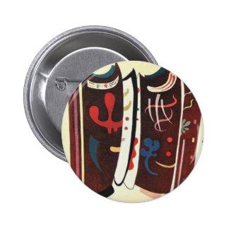 Kandinsky Brown con el extracto del suplemento Pin Redondo 5 Cm