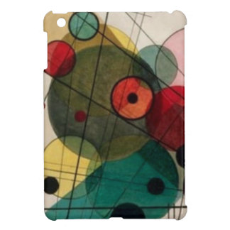 Kandinsky Circles Hard Shell iPad Mini Case