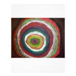 Kandinsky Circles Letterhead