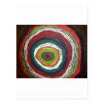 Kandinsky Circles Postcards