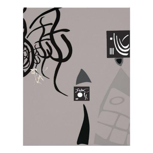 Kandinsky...comics! Papeis De Carta Personalizados