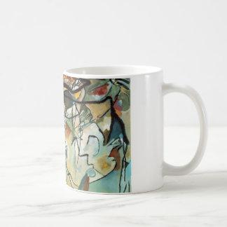 Kandinsky Comp-5 Coffee Mug