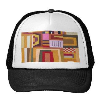 Kandinsky Compensation Rose Hat