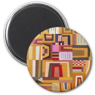 Kandinsky Compensation Rose Magnet