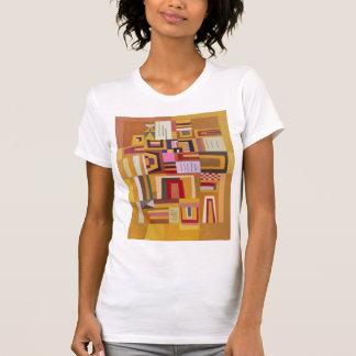 Kandinsky Compensation Rose T-shirt