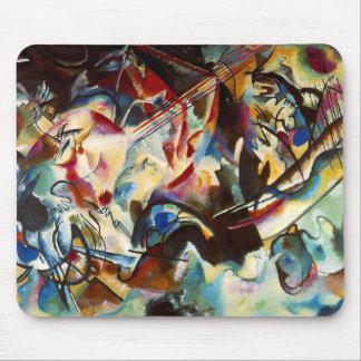 Kandinsky - composición VI Mousepads
