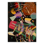 Kandinsky Composition 10 Abstract Painting Card