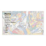 Kandinsky Composition 2 Double-Sided Standard Business Cards (Pack Of 100)