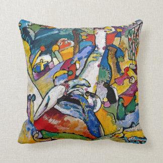 Kandinsky Composition 2 Pillow