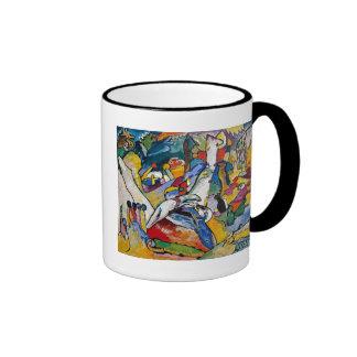 Kandinsky Composition 2 Ringer Mug