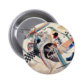 Kandinsky Composition Abstract Button
