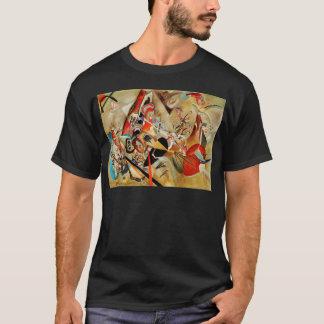 Kandinsky Composition Abstract T-Shirt