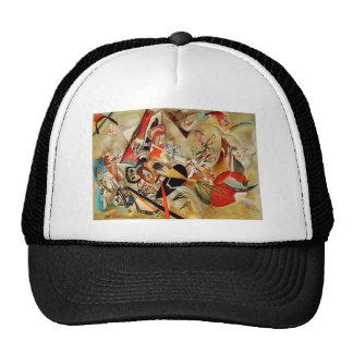 Kandinsky Composition Abstract Trucker Hat
