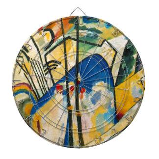 Kandinsky Composition IV Dart Boards