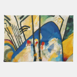 Kandinsky Composition IV Hand Towel
