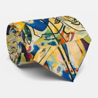 Kandinsky Composition IV Neck Tie
