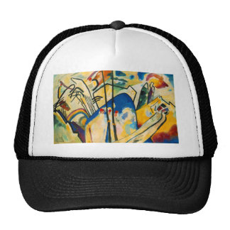 Kandinsky Composition IV Trucker Hat